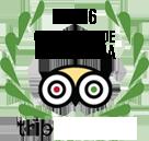 Certificado de excelência Trip Advisor