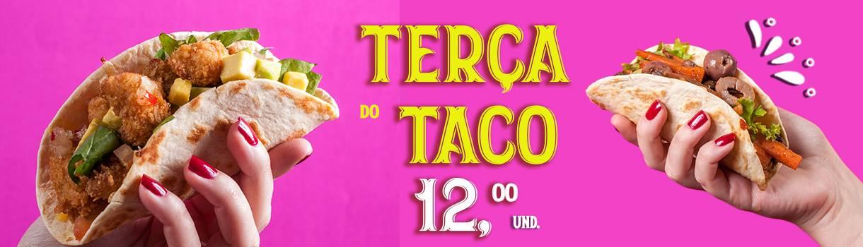 Terça do Taco