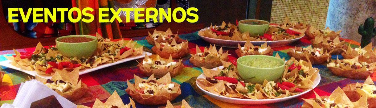 Eventos Guacamole Cocina Mexicana