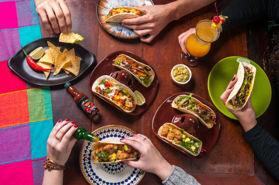 04/10: Dia Internacional do Taco