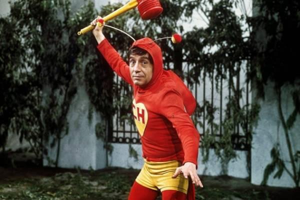 Chapolin um herói mexicano ou um inseto?