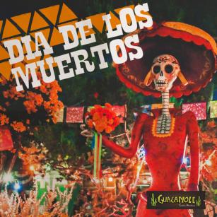 Dia de Los Muertos: a festa alegre e colorida do México