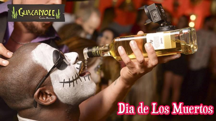 Dia de Los Muertos tem festa no México