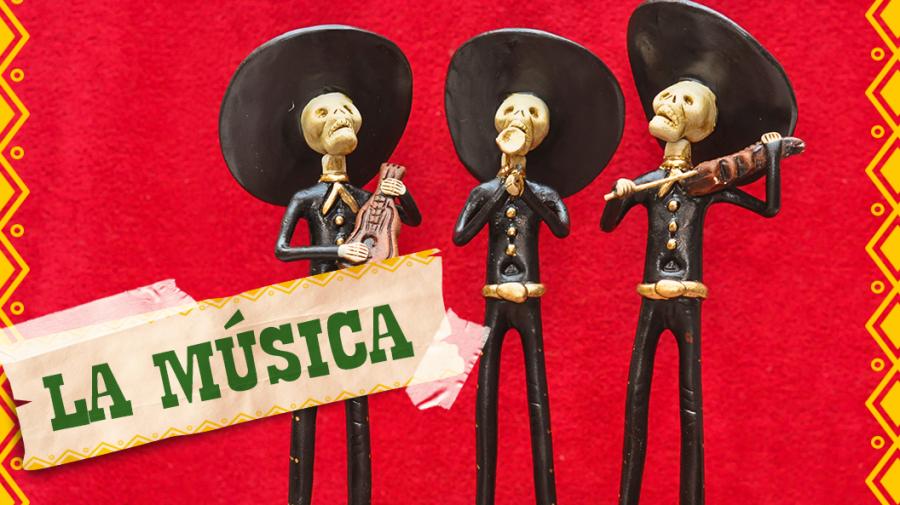 ¡La musica del Mexico!