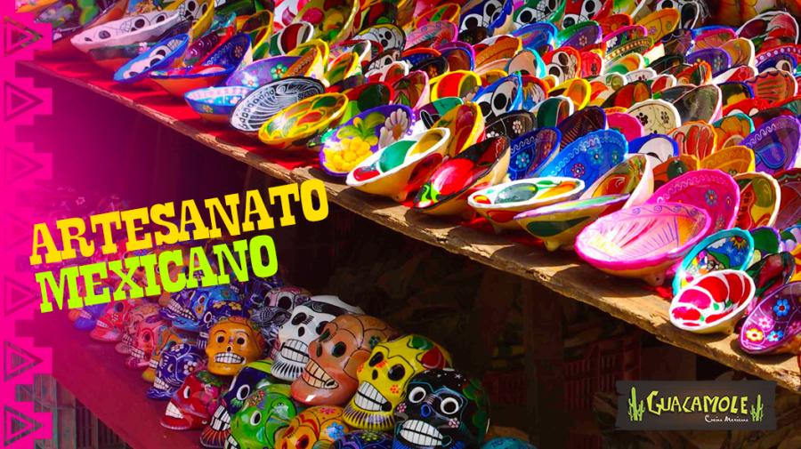 O artesanato mexicano