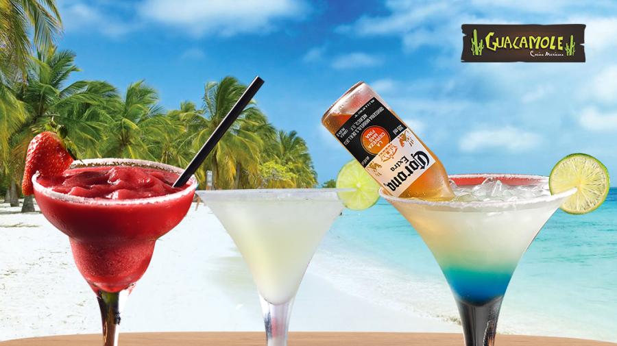 Tem um dia certo para tomar Margarita?