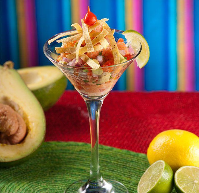 Ceviche - Uma receita light e saborosa para inovar!