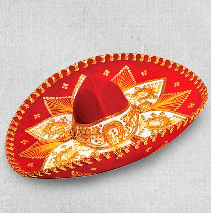 Chapéu Sombreiro original do México